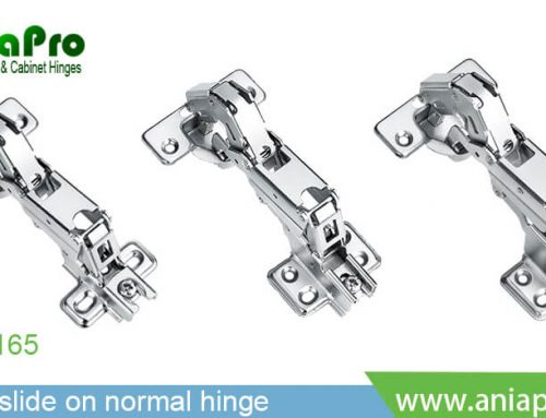 wide angle open 165 degree concealed cabinet door hinge