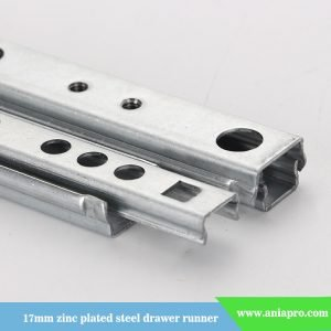 17mm-zinc-plated-steel-drawer-slide