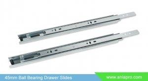 Common Ball bearing drawer slide