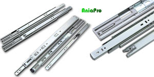 soft-close drawer slide factory from China