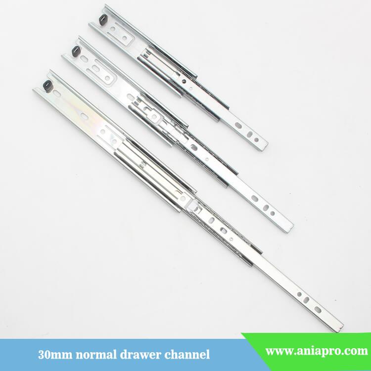 30mm-Galvanized-sheet-drawer-slide-channel