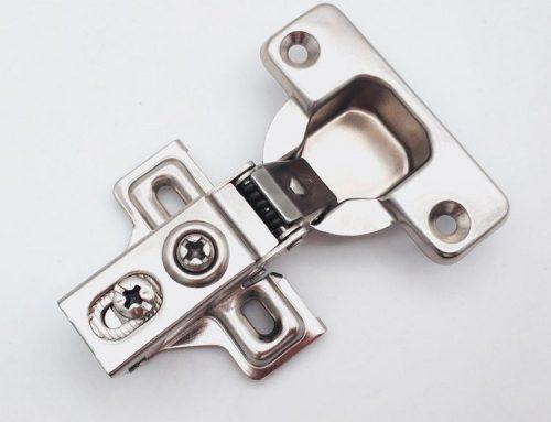 35mm American short arm soft-closing hinge
