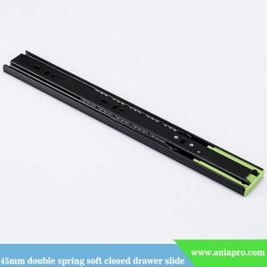 45mm-double-spring-soft-closing-drawer-slide-factory