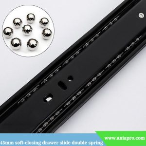 45mm-soft-closing-ball-bearing-drawer-slide-with-double-spring