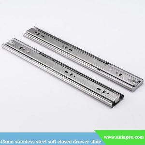 45mm-stainless-steel-soft-closing-drawer-slide