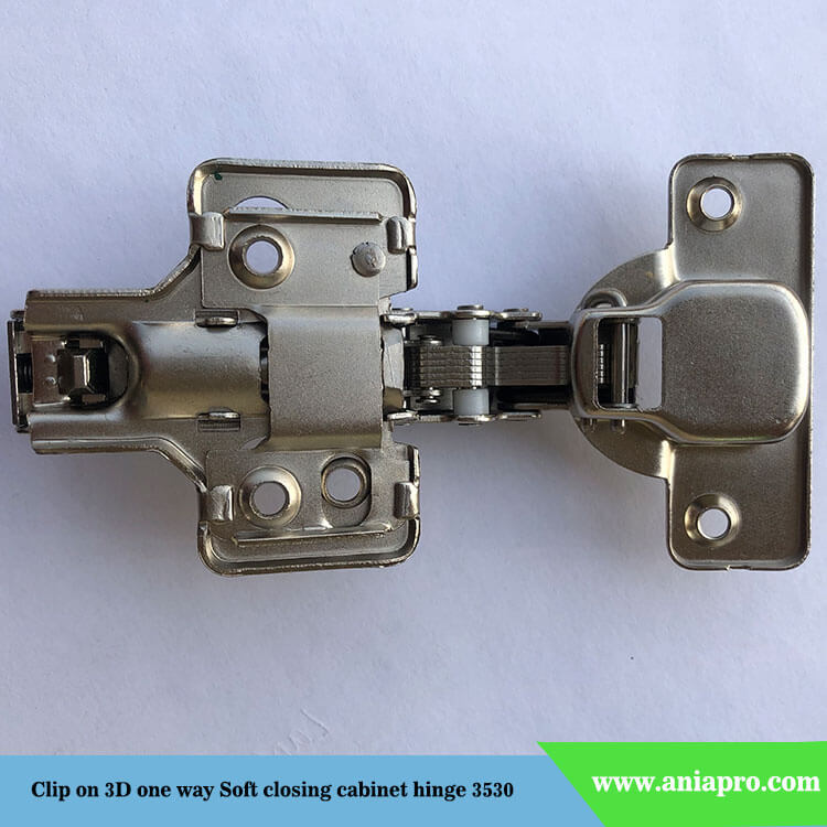 Clip-on-3D-hinge-one-way-soft-closed-cabinet-3530