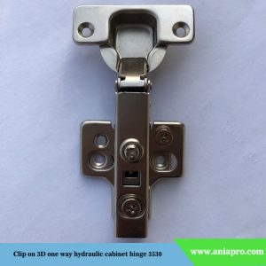 Clip-on-3D-one-way-hydraulic-cabinet-hinge