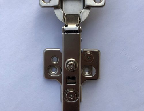 3D soft closing hinge one way cabinet hinge