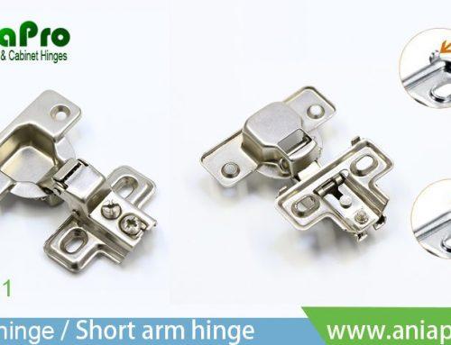 Mini Hinge/Short Arm Hinge/American Type Hinge