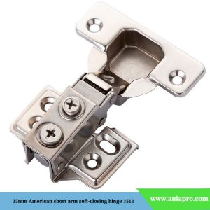 short-arm-soft-closing-hinge-with-four-holes-plate